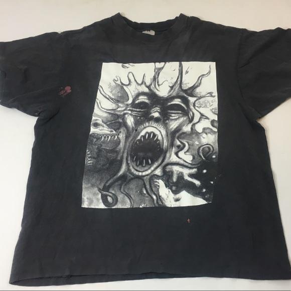 e0e172bcc371 Delta Shirts | Skinny Puppy Too Dark Park Live Tshirt Concert | Poshmark